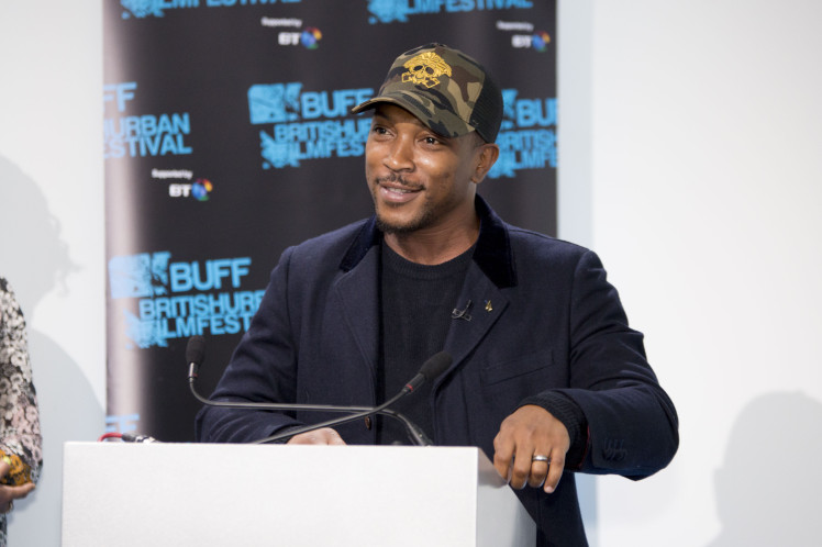 My Film Club report Ashley Walters BUFF Honorary Award