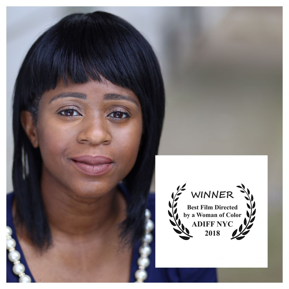 @ClareAnyiamO wins major prize for @NoShadeFilm at 2018 @NYADIFF