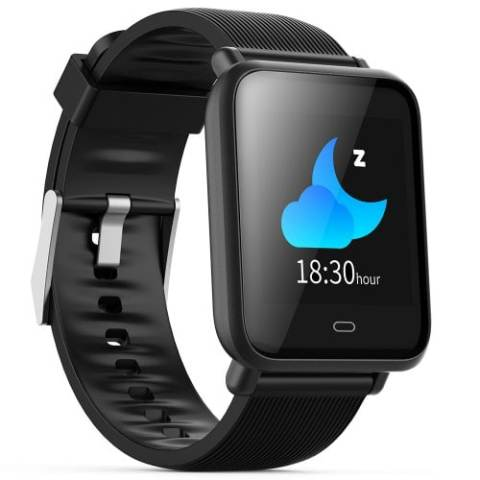 35% off Q9 Waterproof Sports Smart Watch for Android / iOS Gearbest Coupon Promo Code