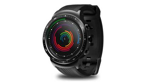 zeblaze thor pro smart watch phone