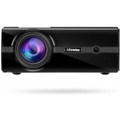 19% off Alfawise A12 2000 Lumens Smart Projector – BLACK EU PLUG(WITHOUT OS) Gearbest Coupon Promo Code