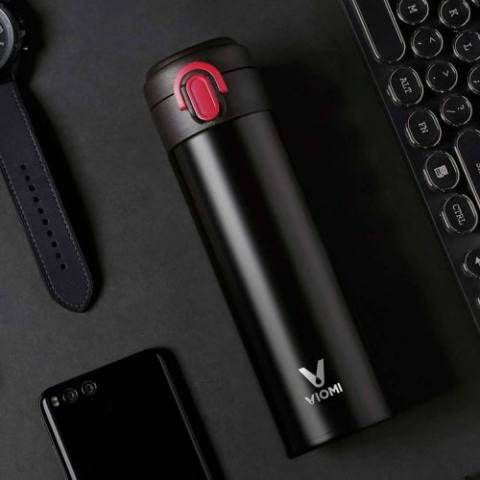46% off VIOMI Stainless Steel Vacuum Durable 300ml Thermos from Xiaomi – BLACK Gearbest Coupon Promo Code