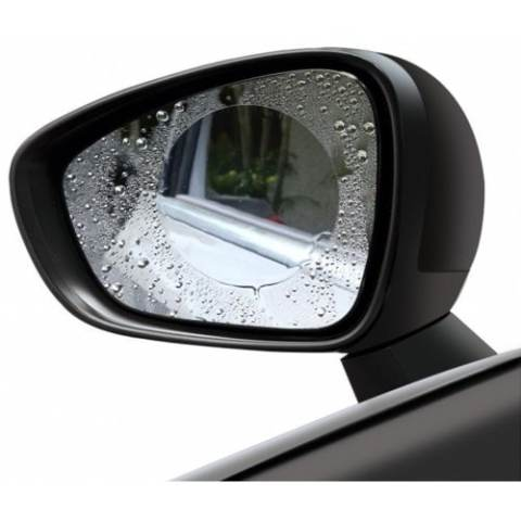 66% off Gocomma Car Rear View Mirror Waterproof Round Film for Motorcycle – TRANSPARENT S 2 Gearbest Coupon Promo Code