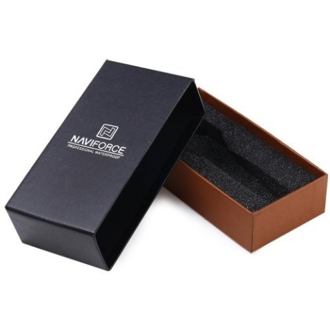 17% off Naviforce Watch Box Paper Material – BLACK Gearbest Coupon Promo Code