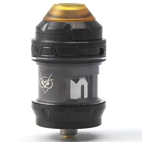 43% off ADVKEN Etiwicken OWL TANK with Top Sliding Refill System – MIDNIGHT BLACK Gearbest Coupon Promo Code
