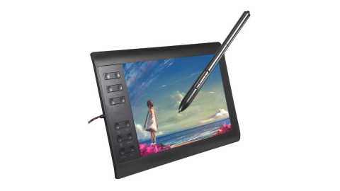 Digital Graphics Tablet - 10x6'' Digital Drawing Tablet Banggood Coupon Promo Code