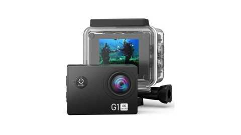 G1 4K Action Camera - G1 4K Action Camera Banggood Coupon Promo Code