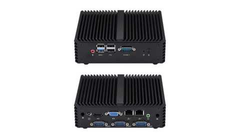 Mini Desktop PC - Mini Desktop PC Banggood Coupon Promo Code [Intel Celeron J1900 4+64GB SSD]