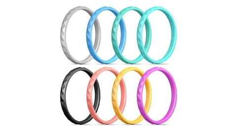 Egnaro Silicone Wedding Ring Women - Egnaro Silicone Wedding Ring Women Amazon Coupon Promo Code