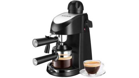 Aicook 3.5Bar Espresso Coffee Maker - Aicook 3.5Bar Espresso Coffee Maker Amazon Coupon Promo Code