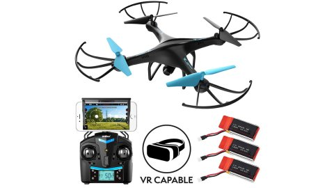 Force1 U45WF - Force1 U45WF WiFi FPV Drone Amazon Coupon Promo Code