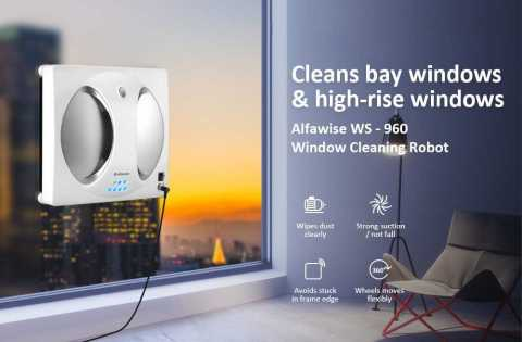 alfawise ws – 960 window cleaning robot