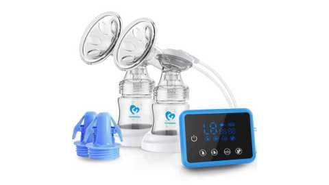 Bellababy Breast Feeding Pumps - Bellababy Double Electric Breast Feeding Pumps Amazon Coupon Promo Code