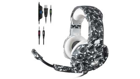 ECOOPRO Newest Gaming Headset - ECOOPRO Newest Gaming Headset Amazon Coupon Promo Code