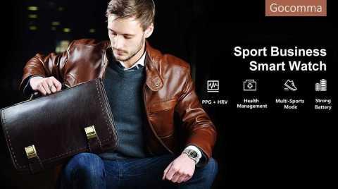gocomma dt28 smart watch