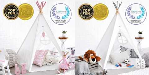 Hippococo Teepee Tent for Kids - Hippococo Teepee Tent for Kids Amazon Coupon Promo Code