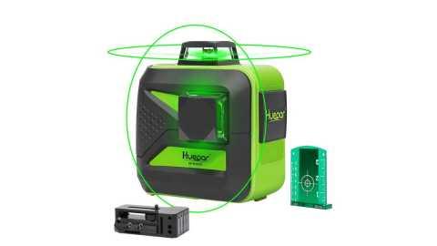 Huepar 602CG Self Leveling Green Beam Laser Level - Huepar 602CG Self-Leveling Green Beam Laser Level Amazon Coupon Promo Code