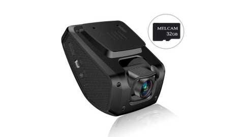 MELCAM Car Dash Cam - MELCAM Car Dash Cam Amazon Coupon Promo Code