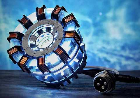 STEM Illuminant Arc Reactor mk2 - STEM Illuminant Arc Reactor MK2 Ornament Lamp  Iron man Banggood Coupon Promo Code