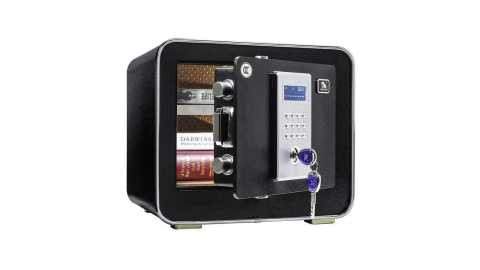 TIGERKING FDX A D 32BWH 1 - TIGERKING FDX-A/D-32BWH Digital Safe Box Amazon Coupon Promo Code