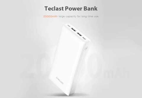 teclast t200k – w 20000mah power bank