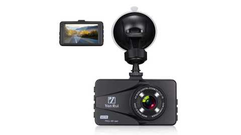 YonRui Dash Cam - YonRui Dash Cam Amazon Coupon Promo Code