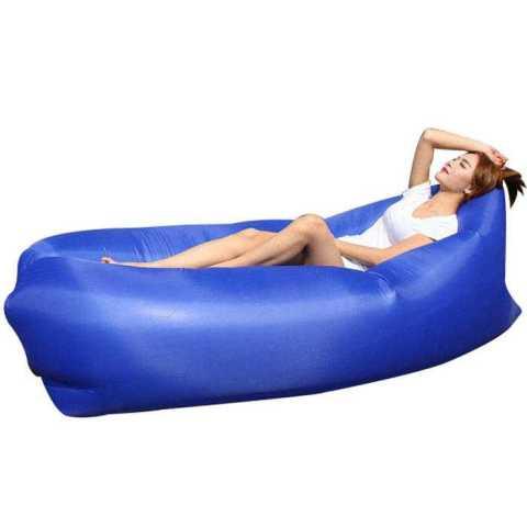 12.9 IPRee® Square-headed Air Inflatable Lazy Sofa 210D Oxford Portable Travel Lay Bed Lounger Max Load 200kg – Dark Blue Banggood Coupon Promo Code