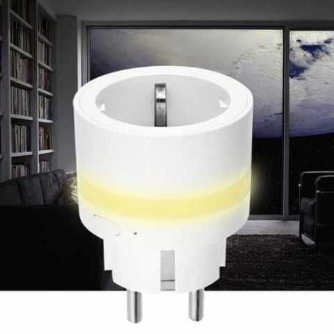 bilikay sp10 luminous smart socket