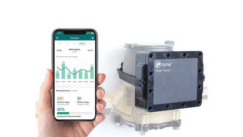 Flume Smart Home Water Monitoring System - Flume Smart Home Water Monitoring System with WiFi Amazon Coupon Promo Code
