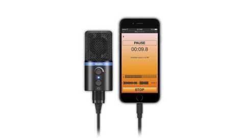 IK Multimedia iRig Mic Studio - IK Multimedia iRig Mic Studio Digital Studio microphone Amazon Coupon Promo Code