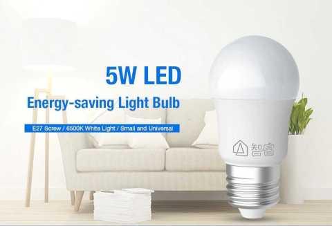 xiaomi mijia philips zhirui led light bulb