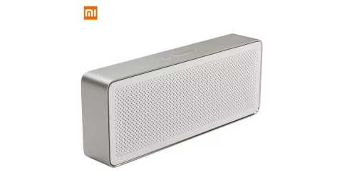 xiaomi square box ii wireless bluetooth speaker