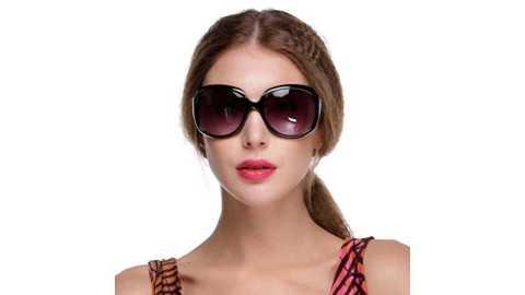 zippem sunglasses - Zippem Women's Vintage Style Shades Oversized Designer Lens Sunglasses Amazon Coupon Promo Code