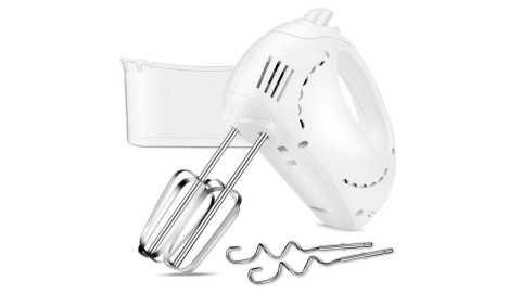 CUSIBOX Electric Hand Mixer - CUSIBOX Electric Hand Mixer with Turbo Amazon Coupon Promo Code