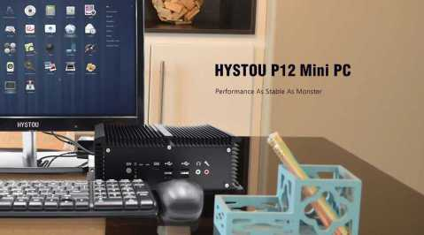 HYSTOU P12 - HYSTOU P12 Gearbest Coupon Promo Code [i5 8250u 8+128GB SSD]