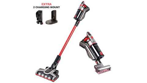 MATELOS Cordless Vacuum Cleaner - MATELOS 2-in-1 Cordless Vacuum Cleaner Amazon Coupon Promo Code