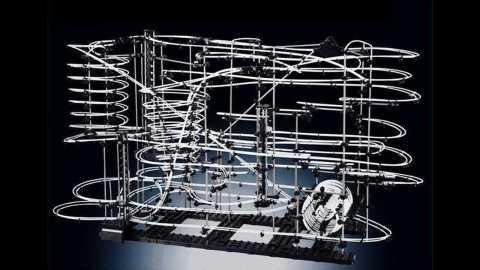 SpaceRail Level 9 70000mm Rail - SpaceRail Level 9 70m Rail DIY Educational Toys Banggood Coupon Promo Code