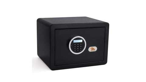 TIGERKING Digital Security Safe Box - TIGERKING Digital Security Safe Box Amazon Coupon Promo Code