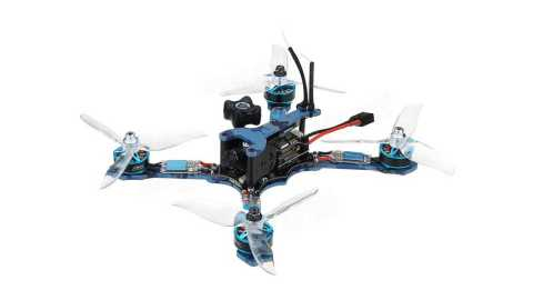 eachine wizard ts215 fpv racing rc drone