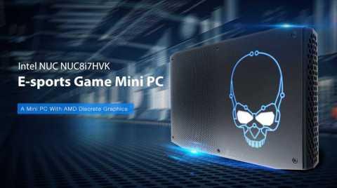 Intel NUC NUC8i7HVK E sports Game Mini PC - Intel NUC NUC8i7HVK E-sports Game Mini PC Gearbest Coupon Promo Code [i7 8809G AMD Radeon RX Vega M GH]