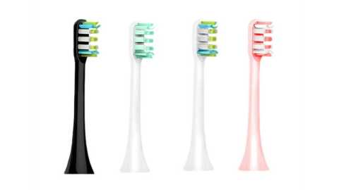 replacement toothbrush heads for soocas / mijia soocare x3