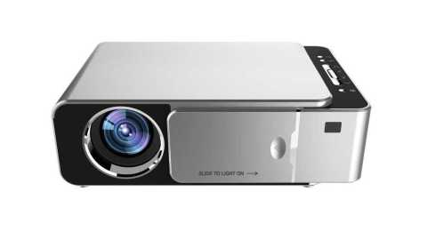 T6 LCD Projector - T6 LCD Projector Banggood Coupon Promo Code [Czech Warehouse]