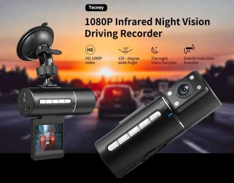 Tecney N2 - Tecney N2 1080P Car DVR Gearbest Coupon Promo Code