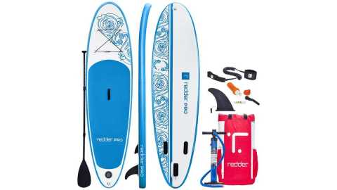 redder SUP Vortex Pro - redder SUP Vortex Pro Inflatable Stand Up Paddle Board Amazon Coupon Promo Code