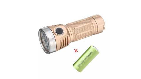 Astrolux MF01 Mini EDC Flashlight + HLY 26650 5000mAh Battery Banggood Coupon Promo Code