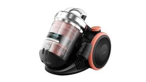 Deerma 208E - Xiaomi Deerma 208E Steel Mesh Cyclone Vacuum Cleaner Banggood Coupon Code [Czech Warehouse]