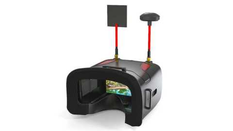 Eachine VR D2 Pro - Eachine VR D2 Pro FPV Goggles Banggood Coupon Promo Code