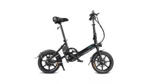 FIIDO D3 - FIIDO D3 Folding Electric Bike Gearbest Coupon Promo Code [Poland Warehouse]