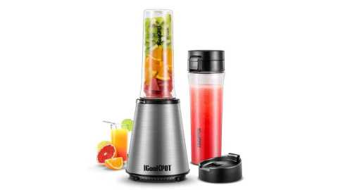 ICOOKPOT Smoothie Blender - ICOOKPOT Smoothie Blender Amazon Coupon Promo Code