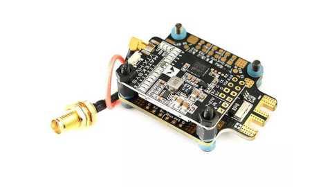 matek betaflight f405-ctr flight + video transmitter controller
